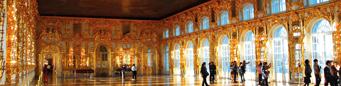 St. Petersburg - Katharinen Palast