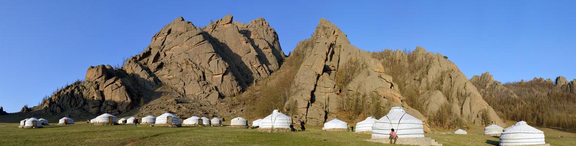Mongolische Schweiz