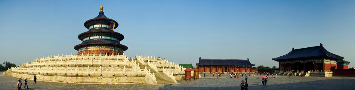 Peking - Himmelstempel