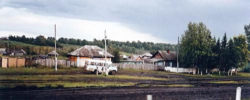 Transsib-Zug