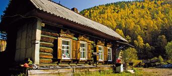 Sibirischer Haus